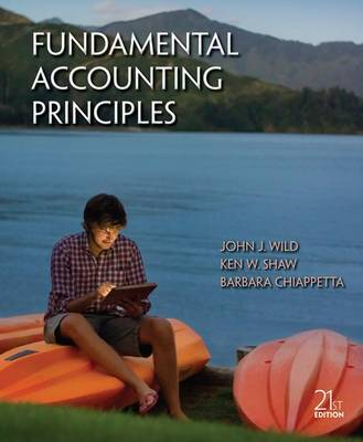 9780078025587 - Fundamental Accounting Principles