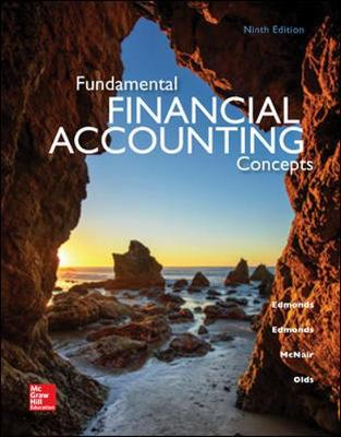 9780078025907 - Fundamental Financial Accounting Concepts