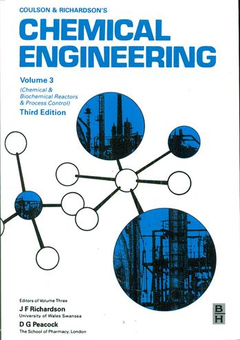 9780080410036 - Chemical engineering vol 3 chemical and biochemical reactors and process control