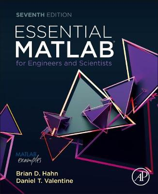 9780081029978 - Essential MATLAB for Engineers and Scientists