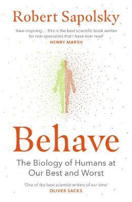 9780099575061 - Behave: The Biology of Humans at Our Best and Worst