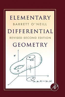 9780120887354 - Elementary differential geometry