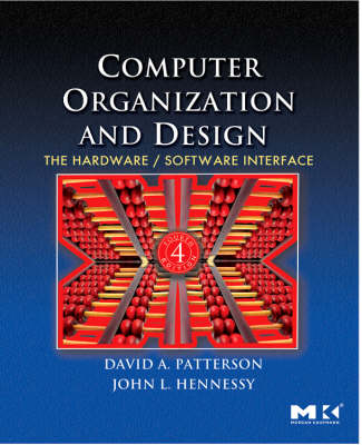 Computer organization and design the hardware-software interface
