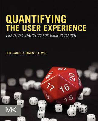 9780123849687 - Quantifying The User Experience