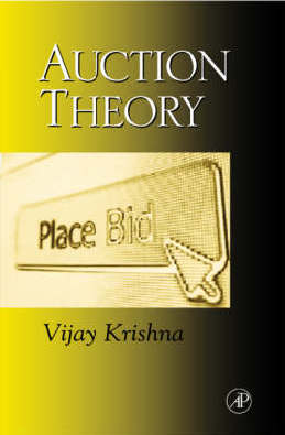 9780124262973 - Auction theory