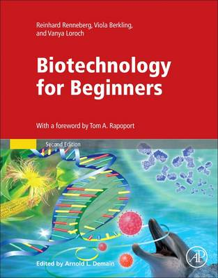 9780128012246 - Biotechnology for Beginners
