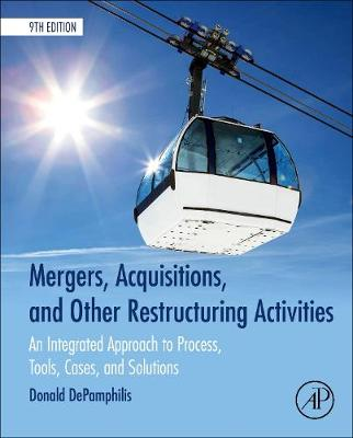 9780128016091 - Mergers, Acquisitions, and Other Restructuring Activities