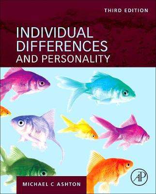 9780128098455 - Individual Differences and Personality