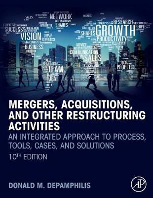 9780128150757 - Mergers, Acquisitions, and Other Restructuring Activities