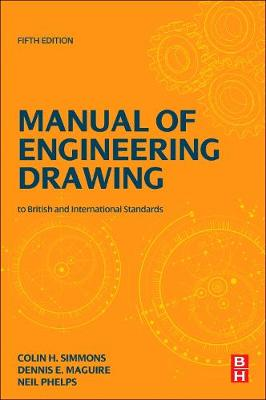 9780128184820 - Manual of Engineering Drawing: British and International Standards