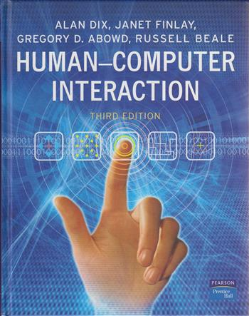 9780130461094 - Human computer interaction
