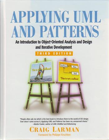 9780131489066 - Applying uml and patterns: an introduction to object- oriented analysis and design and iterative development