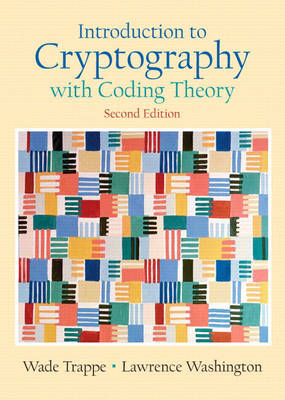 9780131862395 - Introduction to Cryptography with Coding Theory
