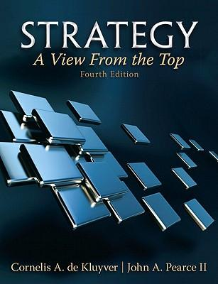 9780132145626 - Strategy: a view from the top