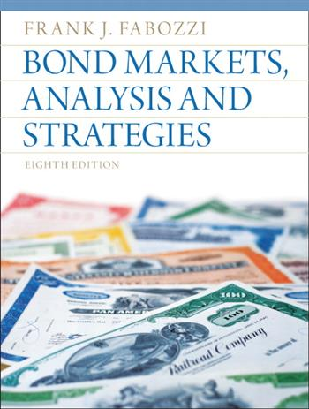9780132757966 - Bond Markets, Analysis and Strategies
