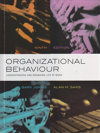 9780133347500 - Organizational Behaviour