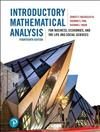 9780134141107 - Introductory Mathematical Analysis for Business, Economics, and the Life and Social Sciences, Fourteenth Edition, 14/e