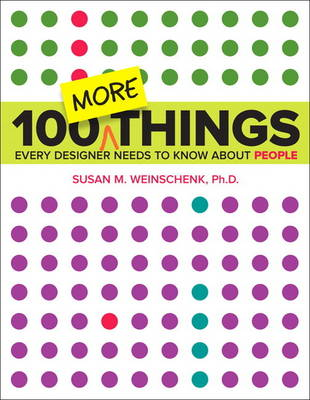 9780134196039 - 100 More Things Every Designer Needs to Know about People