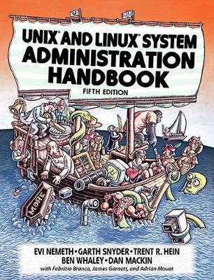 9780134277554 - Unix and Linux System Administration Handbook