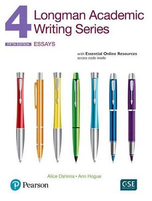 9780134663319 - Longman Academic Writing Series 4 SB with Online Resources