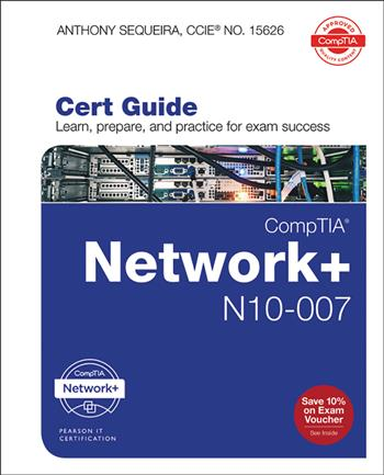 9780134861111 - CompTIA Network N10-007 Cert Guide