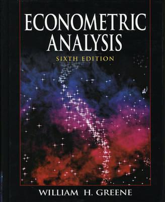9780135132456 - Econometric analysis