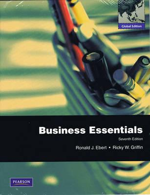9780136099420 - Business essentials