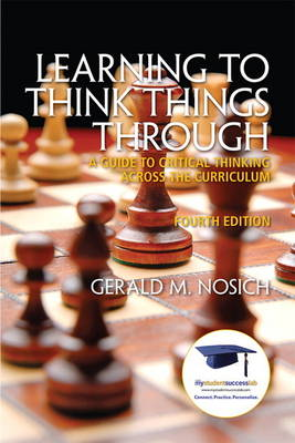 9780137085149 - Learning to Think Things Through