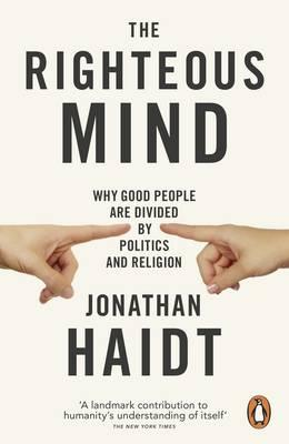 9780141039169 - The Righteous Mind