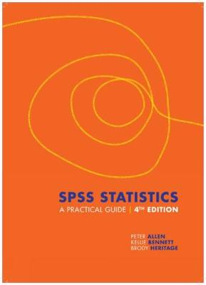 9780170421140 - SPSS Statistics: A Practical Guide