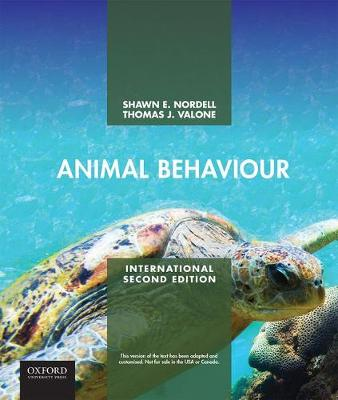 9780190276782 - Animal Behavior: Concepts, Methods, and Applications