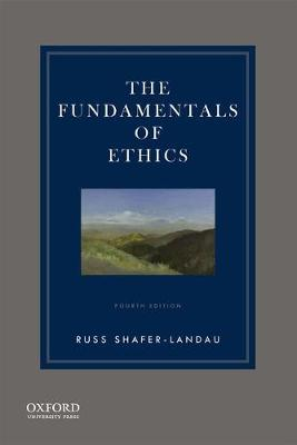 9780190631390 - The Fundamentals of Ethics