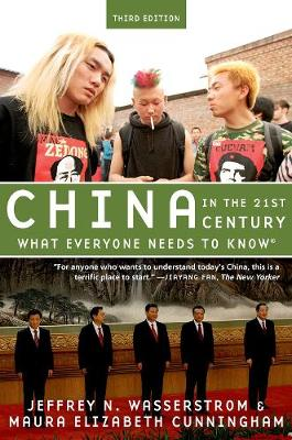 9780190659080 - China in the 21st Century: What Everyone Needs to Know (R)