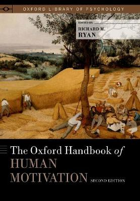 9780190666453 - The Oxford Handbook of Human Motivation