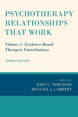 9780190843953 - Psychotherapy Relationships that Work
