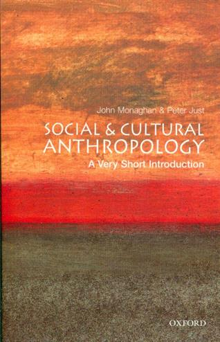 9780192853462 - Social And Cultural Anthropology: A Very Short Introduction