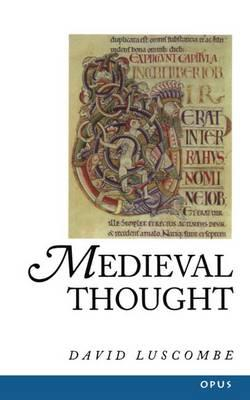 9780192891792 - Medieval thought