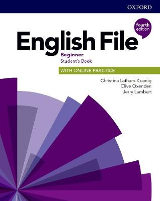 9780194029803 - English File: Beginner. Student's Book with Online Practice
