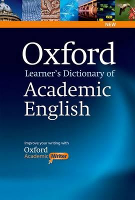 9780194333504 - Oxford Learner's Dictionary of Academic English