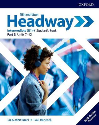 9780194529228 - New headway intermediate student's bk multipack B (+onl)