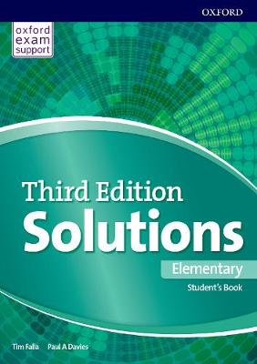 9780194561839 - Solutions elementary student's book