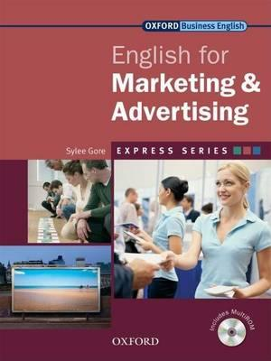 9780194579186 - English For Marketing And Advertising: Student's Book Pack