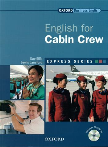 9780194579575 - English for cabin crew + multirom