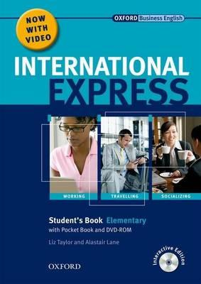 9780194597364 - International Express: Elementary level: Student's Pack (student's Book, Pocket Book and DVD)