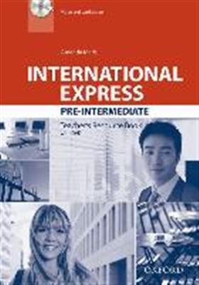 9780194597715 - International Express: Pre-Intermediate: Teacher's Resource Book with DVD