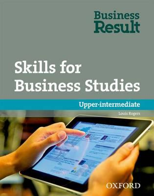 9780194739511 - Business result dvd ed.: upper-intermediate: skills for business