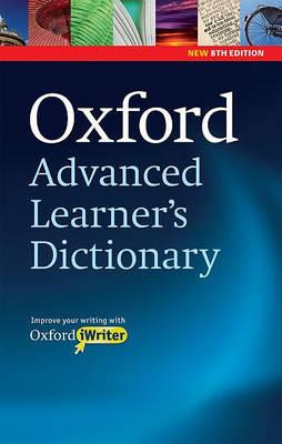 9780194799027 - Oxford advanced learner's dictionary paperback + cd-rom