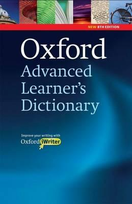 9780194799041 - Oxford advanced learner's dictionary hardback (+ cd-rom)