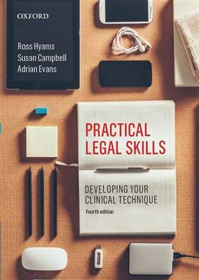 9780195529999 - Practical Legal Skills: Developing Your Clinical Technique