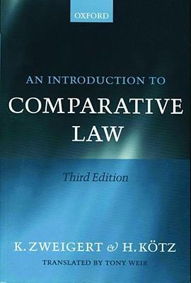 9780198268598 - An introduction to comparative law